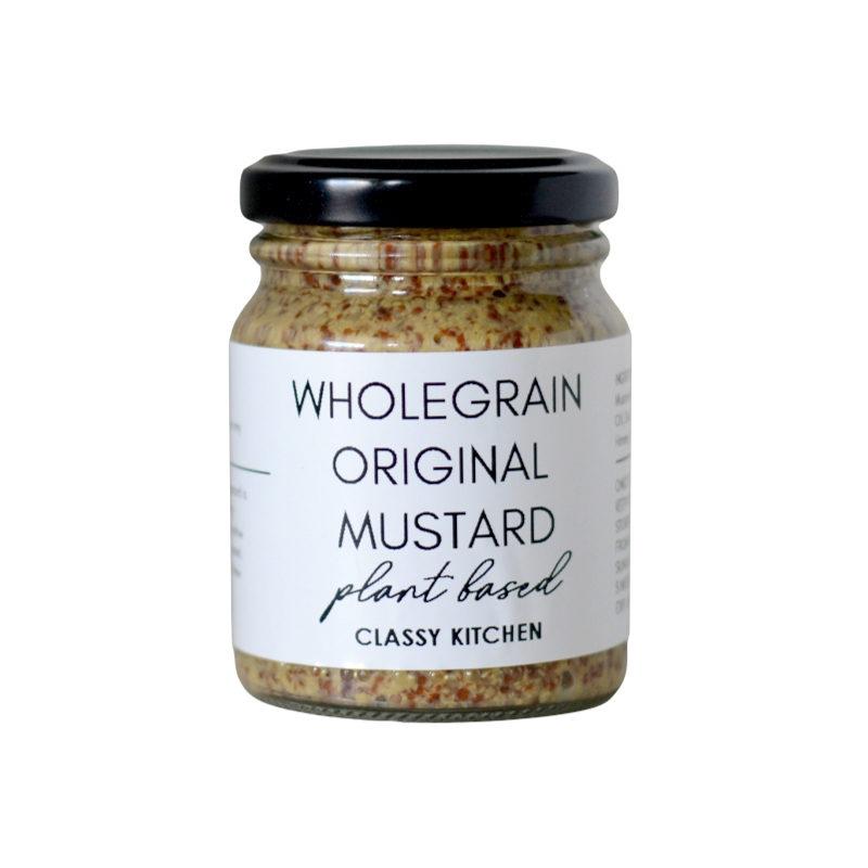 Classy Kitchen wholegrain mustard 125ml