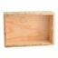 Wooden crate made from shutterply 430 x 285 x 150mm