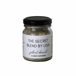 Classy Kitchen dry rub 125ml - THE SECRET BLEND BY LISA
